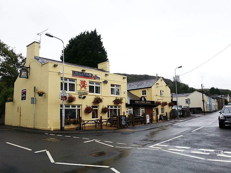 The Lewis Arms