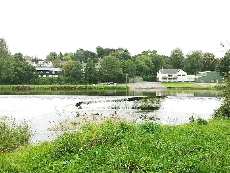 Llandaff Weir and Rowing Club