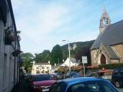 Tongwynlais - The Lewis Arms, Castell Coch and St Michael's Church